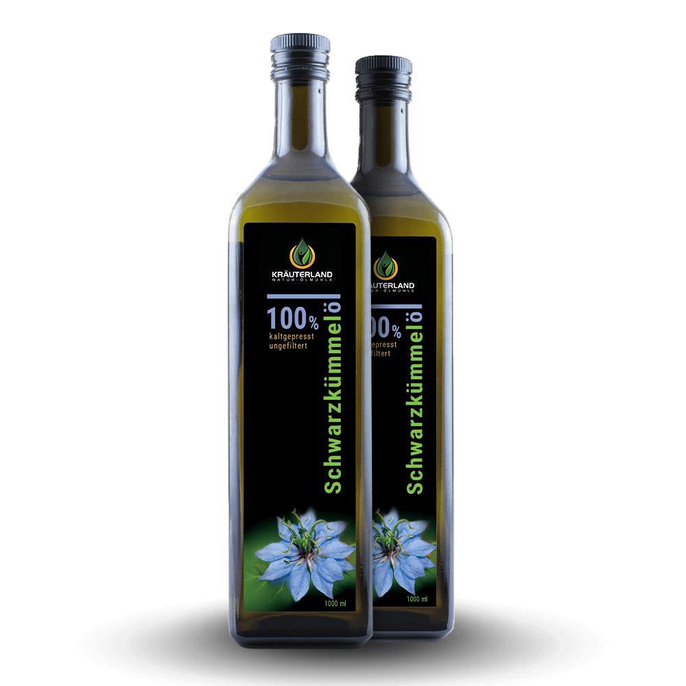 100% olej z čiernej rasce – nefiltrovaný (2 L)