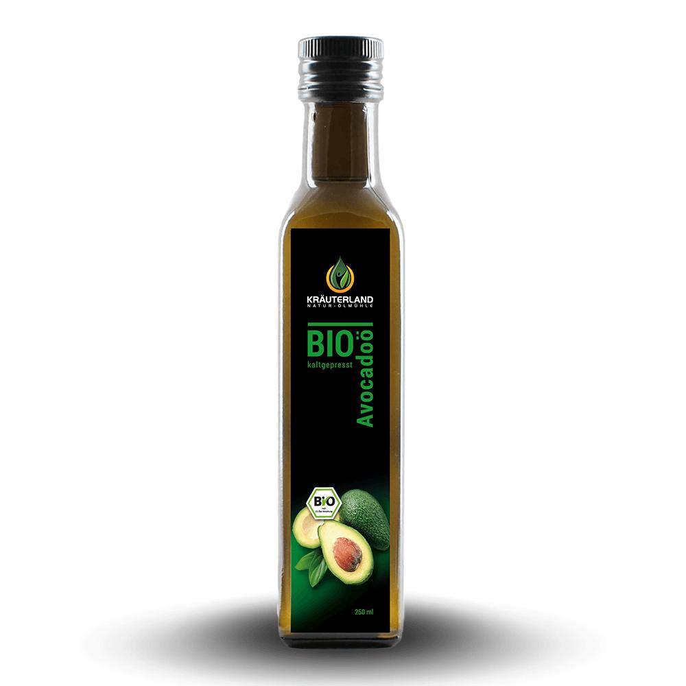 BIO avokádový olej (250 ml)