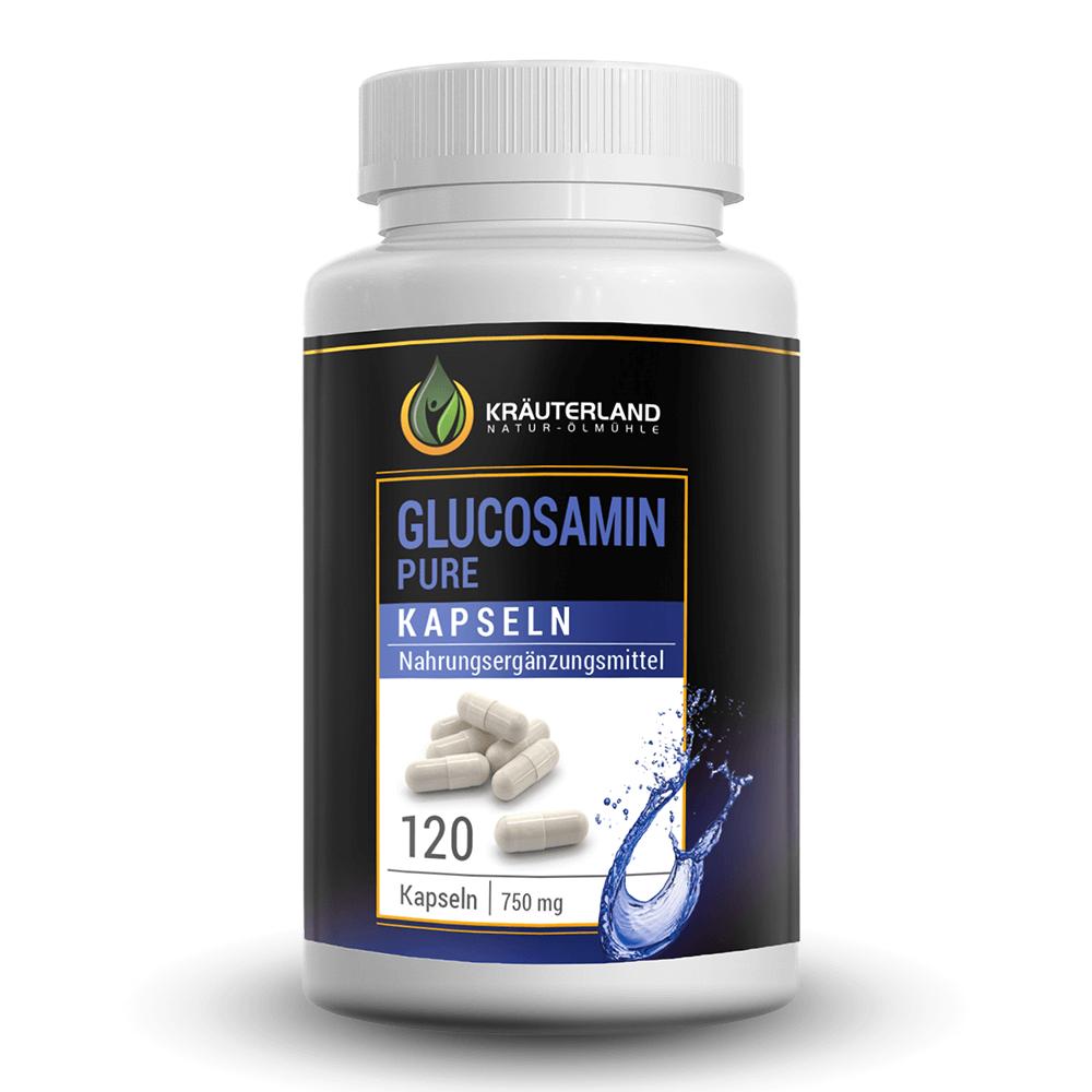 Glukosamin pure (120 kapsúl)