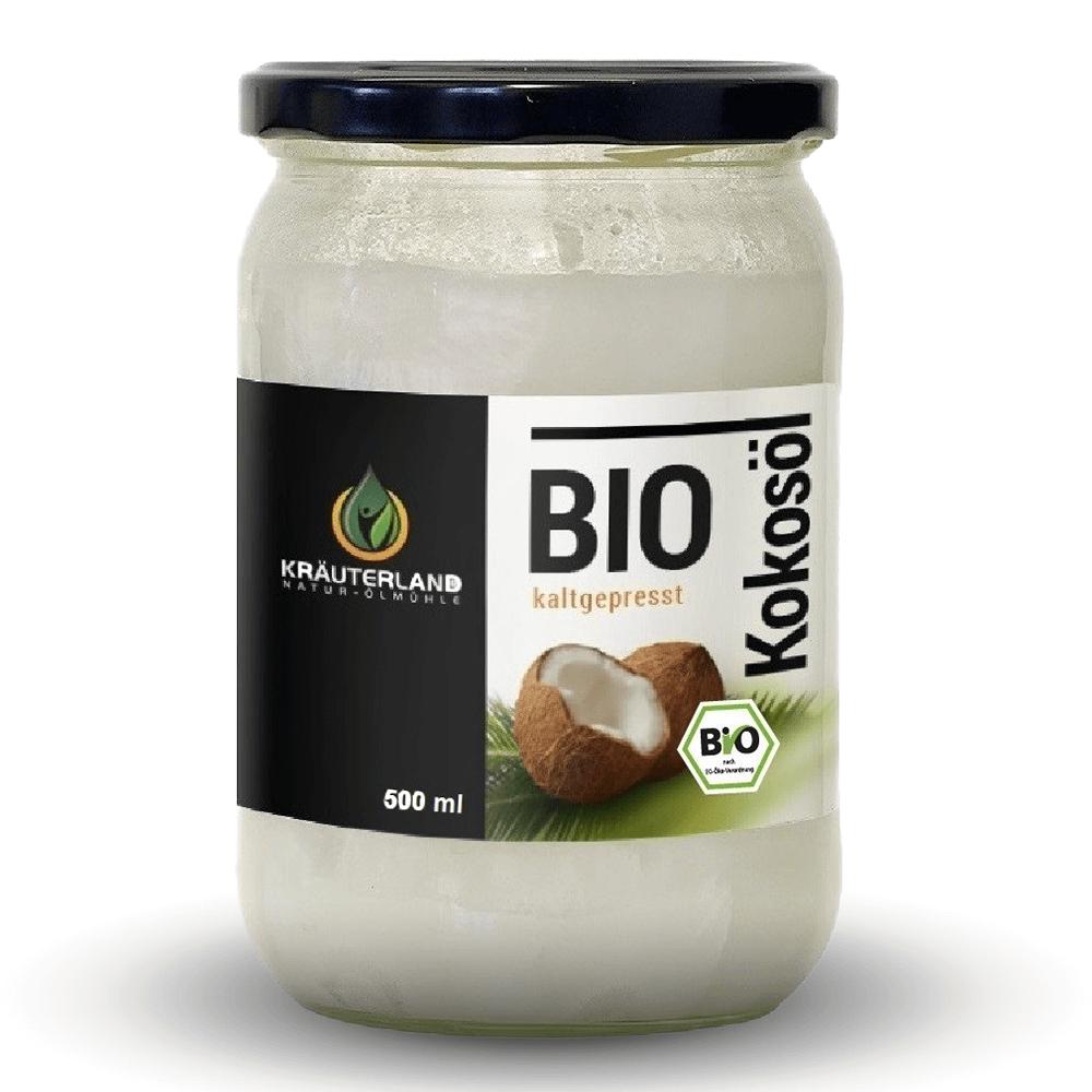 BIO kokosový olej (500 ml)