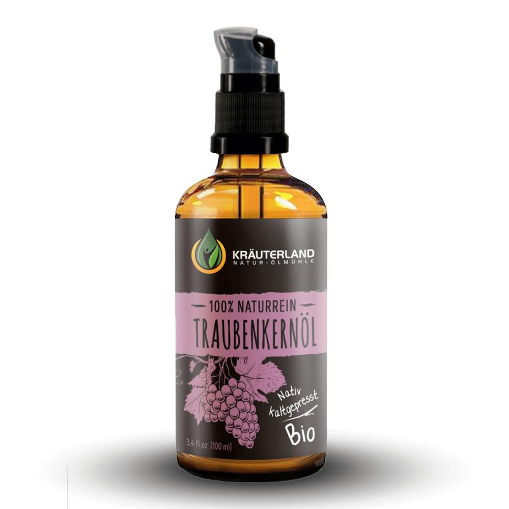 BIO hroznový kozmetický olej (100 ml)