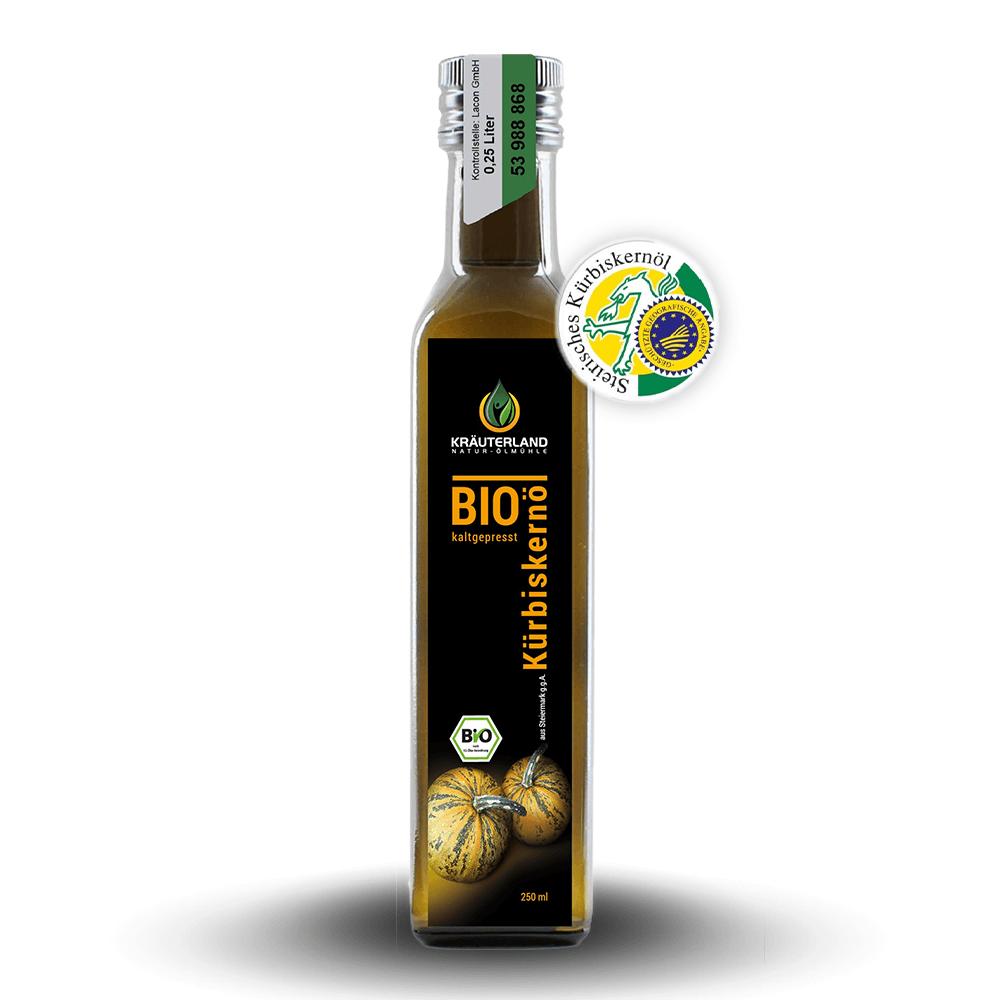 BIO tekvicový olej (250 ml)