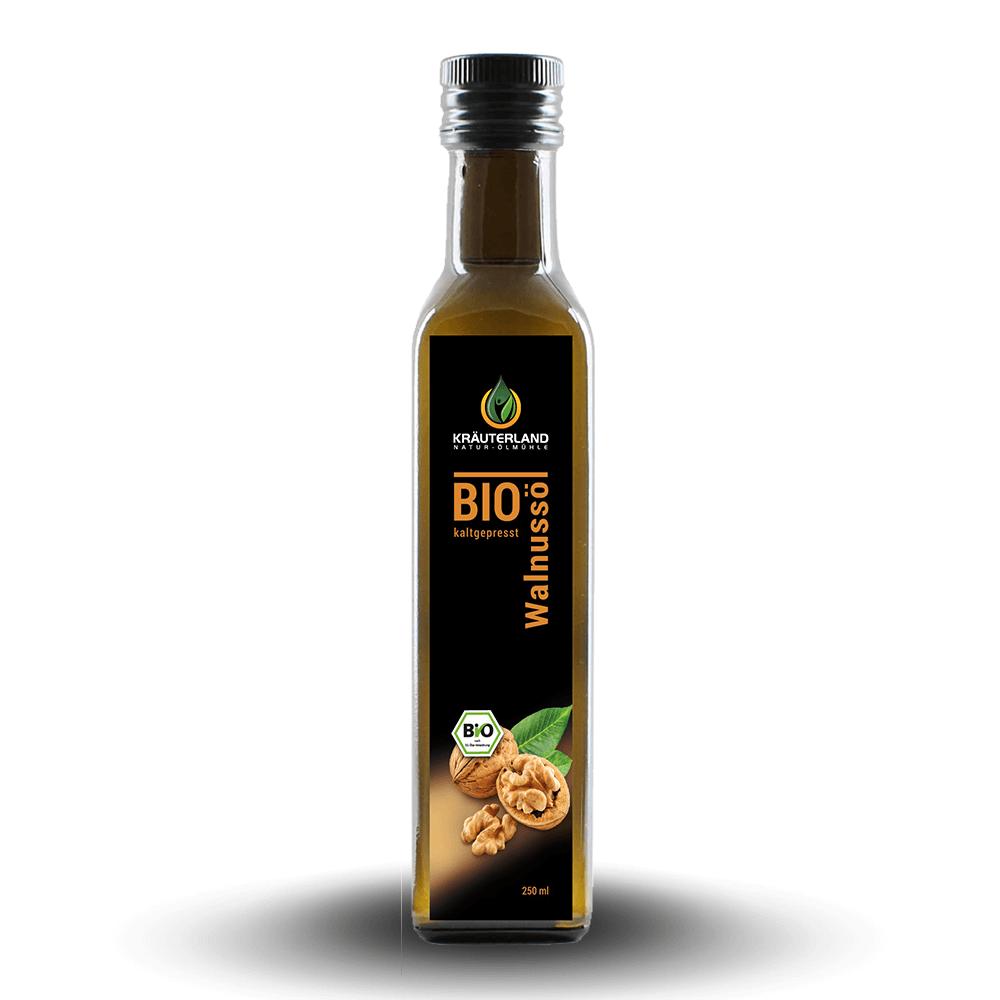 BIO olej z vlašských orechov (250 ml)