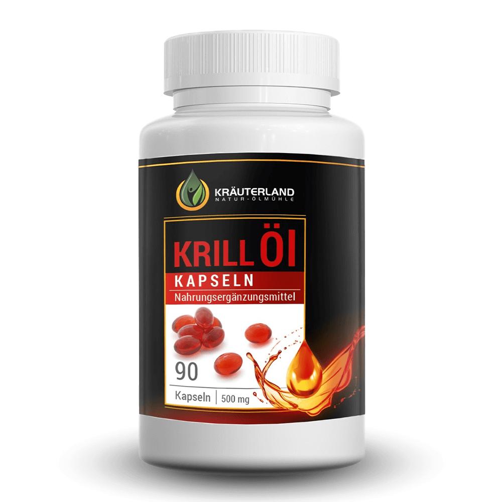 Krill olej (90 kapsúl)