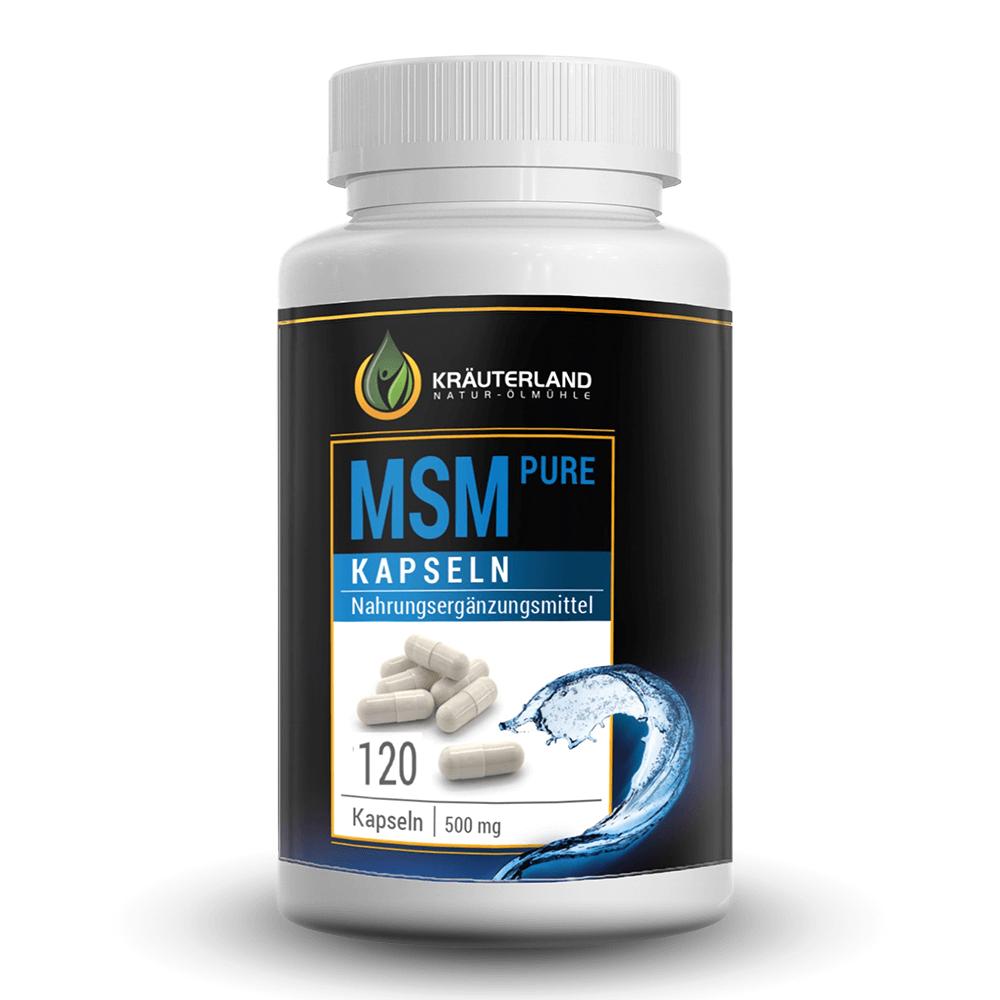 MSM pure (120 kapsúl)