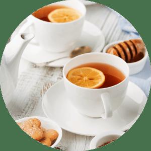 Zdravý šípkový čaj