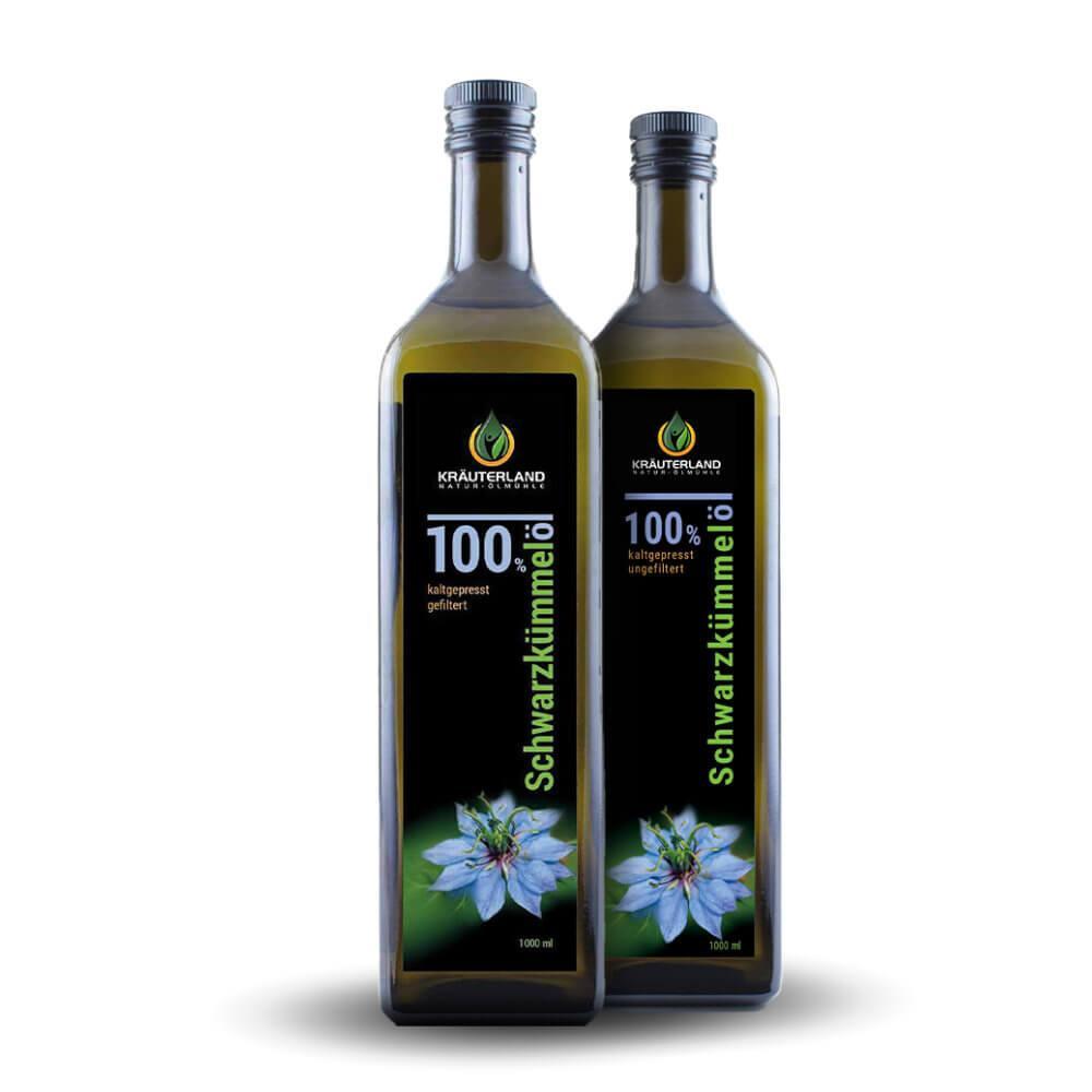 LIMITOVANÝ SET – kvalitné oleje z čiernej rasce
