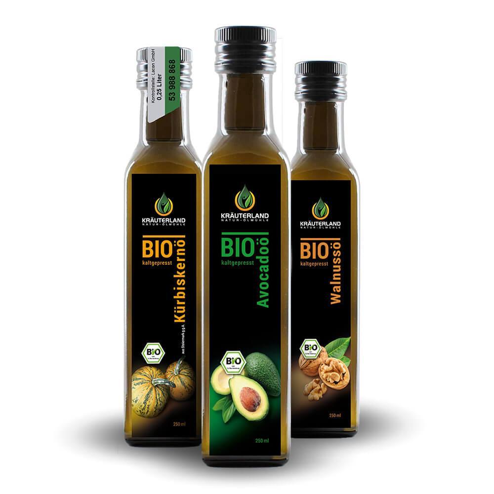 LIMITOVANÝ SET – voňavé oleje do kuchyne