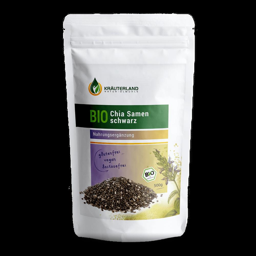 BIO chia semienka (500 g)