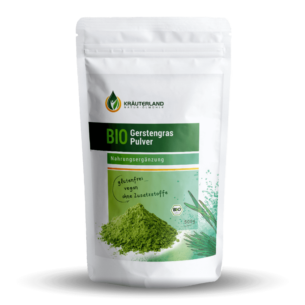 BIO zelený jačmeň prášok (500 g)